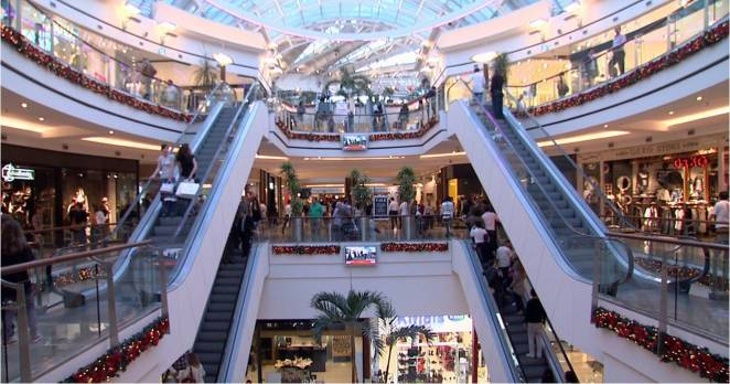Kriz AVM'leri de vurdu: Dört bin dükkan boş kaldı