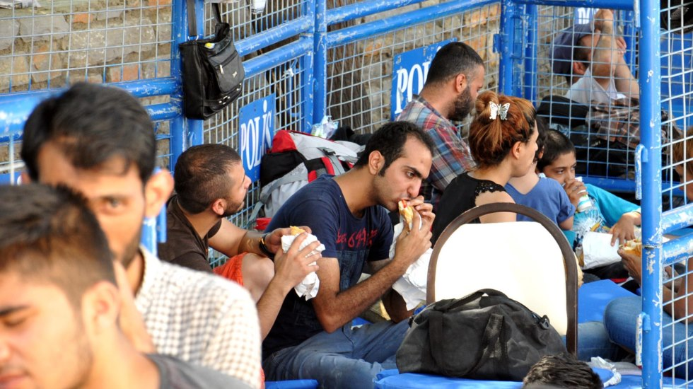 Sadece 2018'de 466 bin yeni yabancı Türkiye'ye göç etti