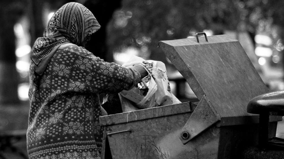 Dünyada 1 milyara yakın insan aç!