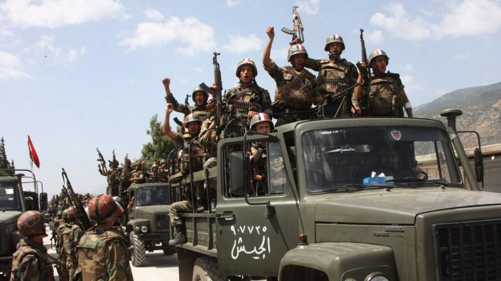 'Suriye ordusu, İdlib'in doğusunda askeri seferberliğe başladı'