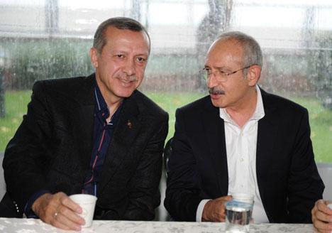 Cumhurbaşkanı davet etti, CHP lideri Kılıçdaroğlu kabul etti