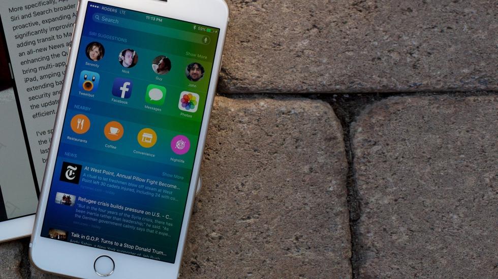 iPhone'lar için yeni dönem
