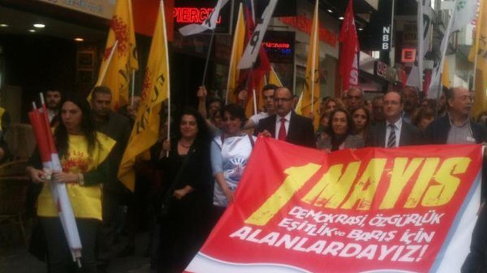İstanbul Valiliğinden 1 Mayıs kutlamaları için Taksim kararı