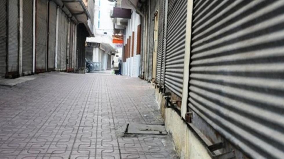 CHP'li Sındır: 106 bin esnaf kepenk kapattı