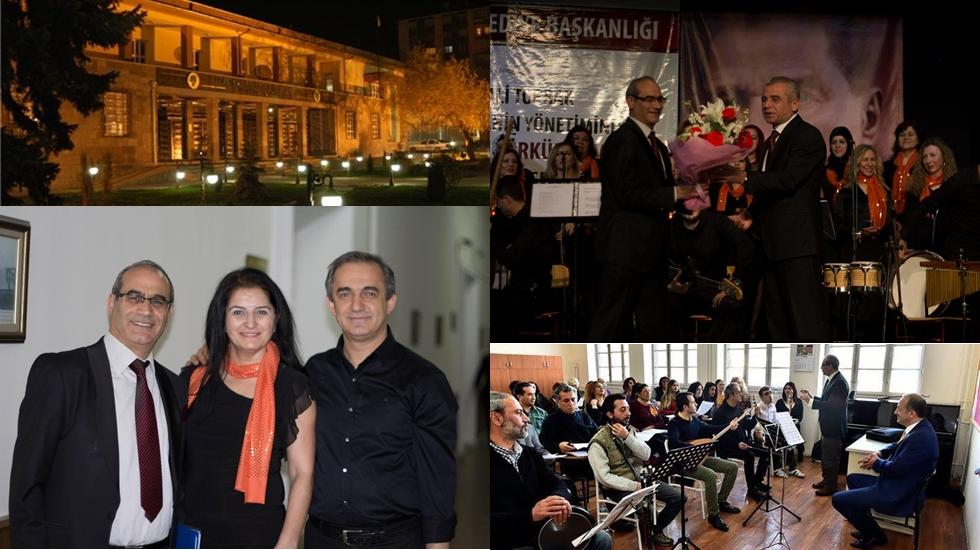 Güleryüz, neşe, huzur: Mamak Kültür Merkezi…