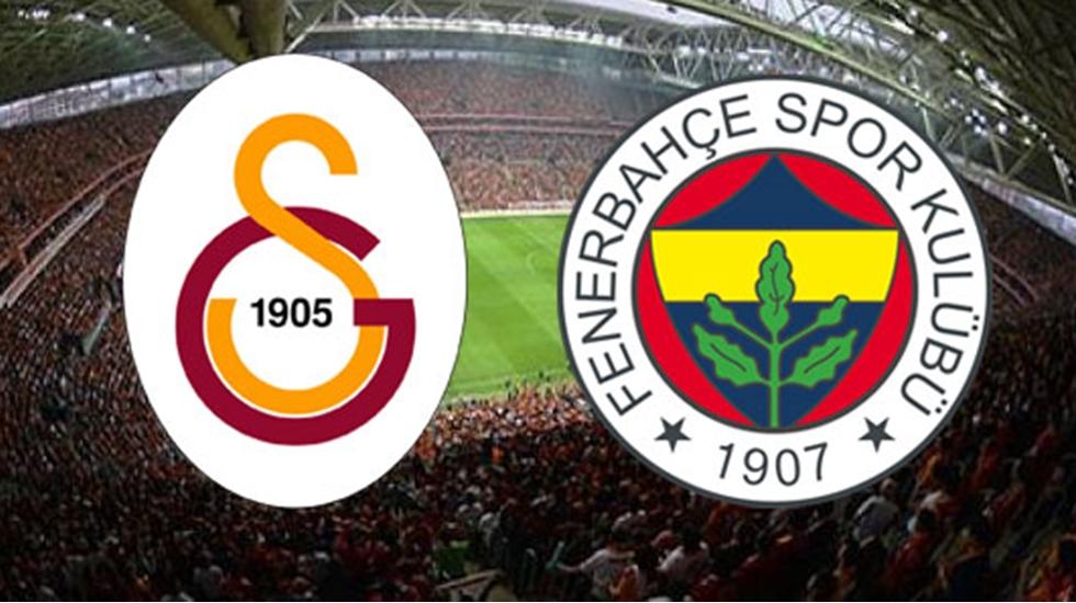 Olaylı gecen Galatasaray Fenerbahçe maçının cezaları belli oldu!
