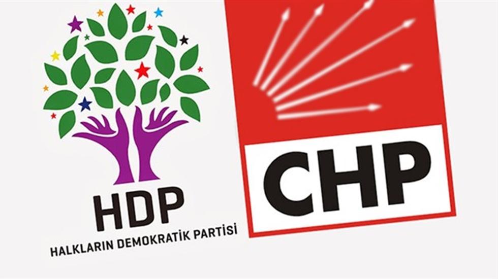 HDP'den CHP'ye: Ülke yanıyor ülke; gelin bu yangına bir kova su siz dökün!
