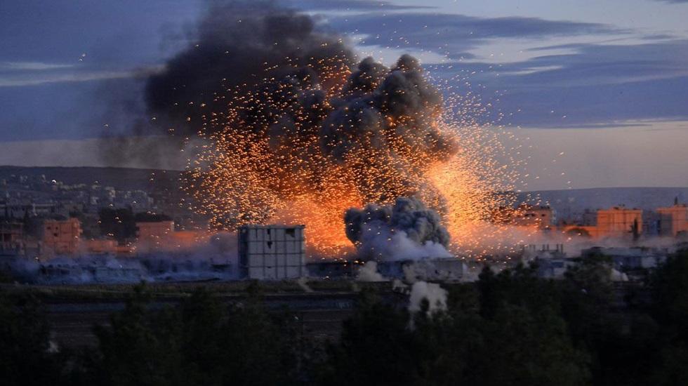 Suriye'de bomba yüklü araçla saldırı: 20 ölü
