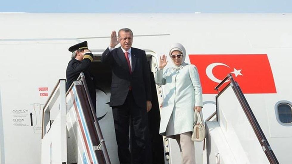 Cumhurbaşkanı Erdoğan ABD'den ayrıldı - Yeni Soluk