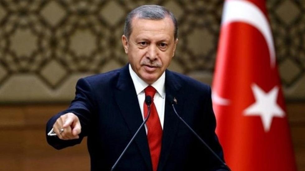 """Erdoğan'dan AKP Teşkilatına: """"Döküldünüz. Bu başarısızlığın bir muhasebesi olacak"""""""
