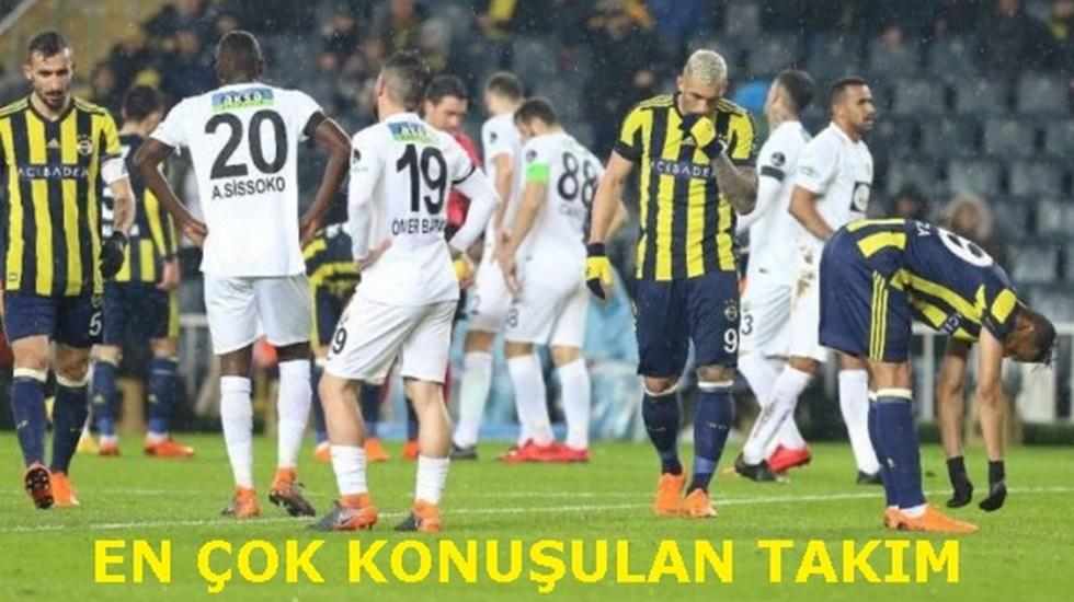 Fenerbahçe beş parçaya bölündü