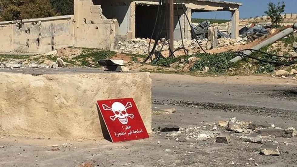 Rusya'dan açıklama: İdlib'deki militanlar iki yerde kimyasal saldırı mizanseni planlanıyor