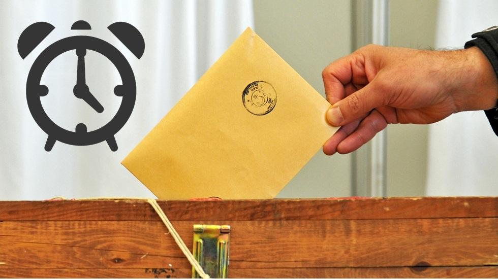 Seçim sisteminde çok radikal adımlar atılıyor…