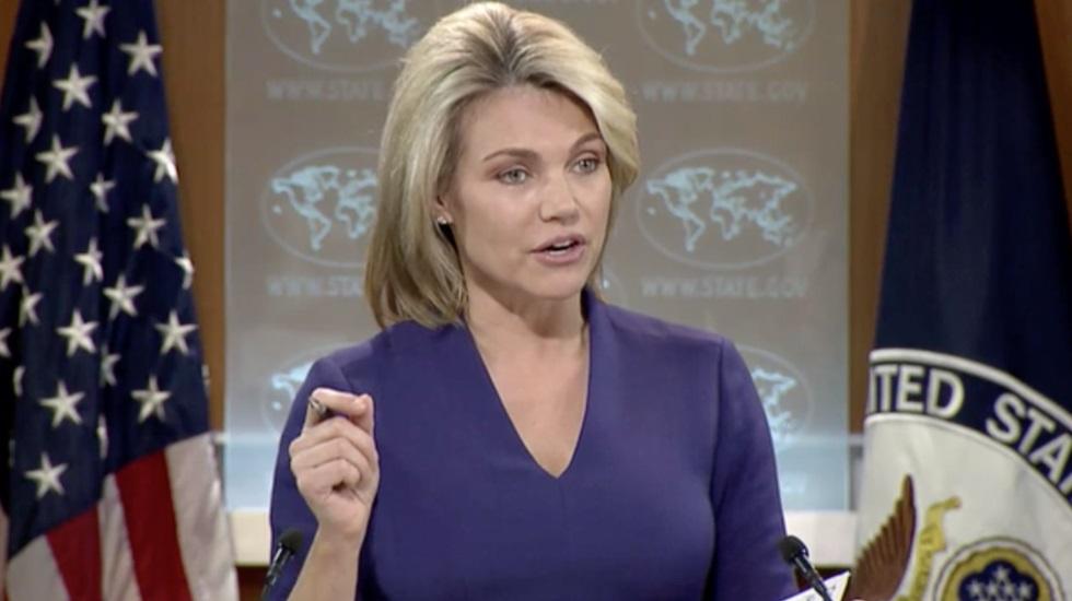 ABD: Türkiye ile Menbiç konusunda henüz anlaşma sağlanamadı