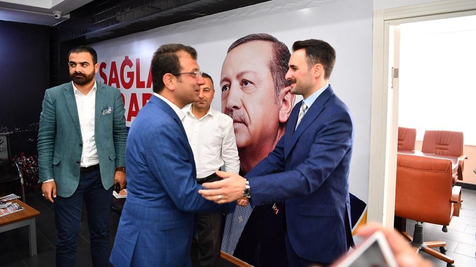 Ekrem İmamoğlu İstanbul'u AKP'yle birlikte yönetecek
