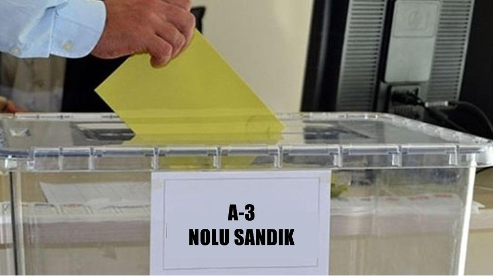 """""""EYT'liler varlıklarını oylarıyla ispat ettiler"""""""