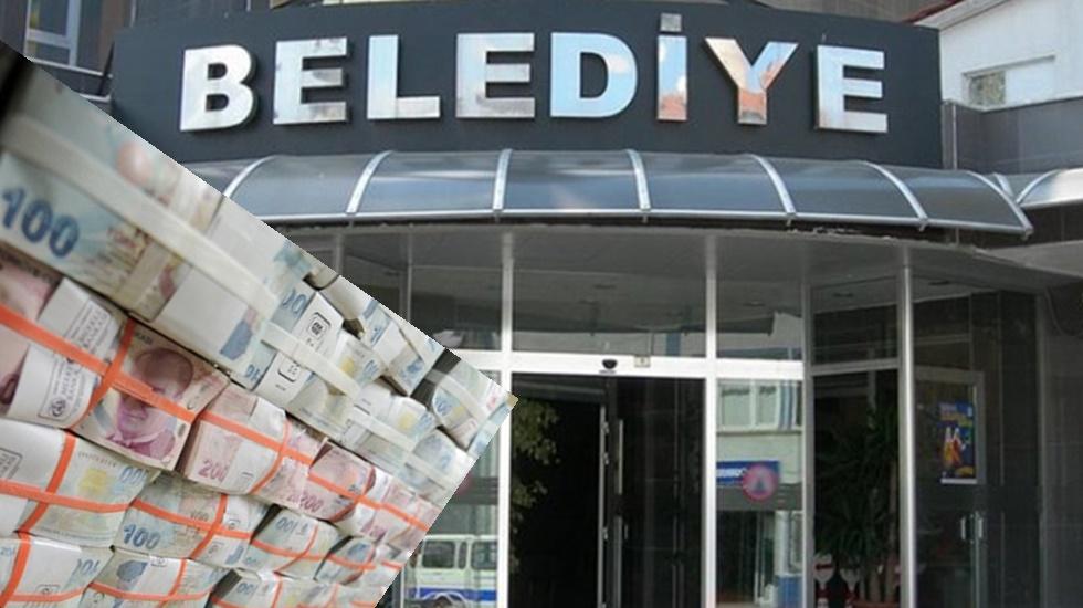 En çok borcu olan 8 belediyenin 6'sı AKP'li