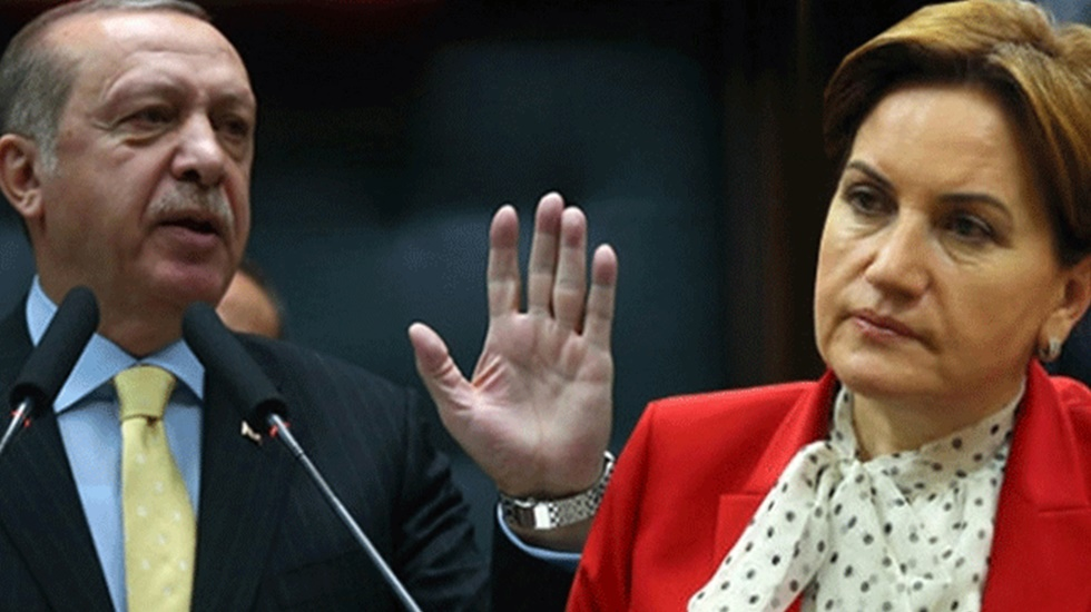 Erdoğan, Akşener'e bakanlık mı teklif etti?