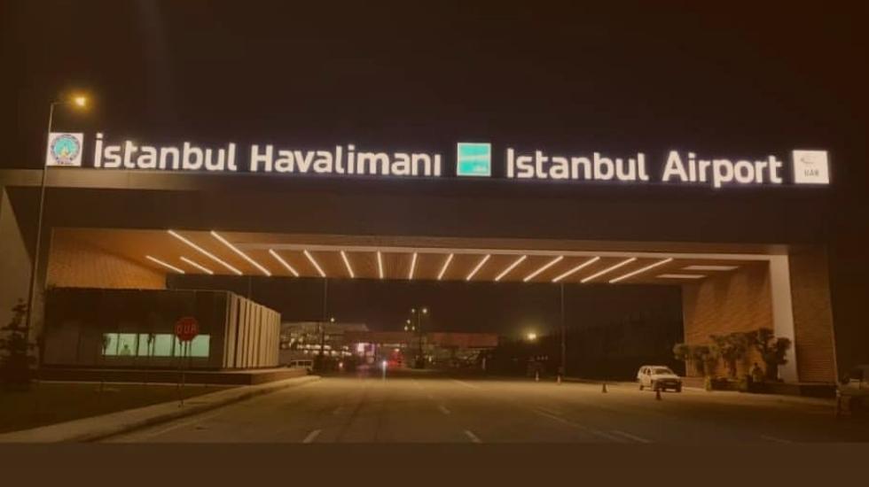 İstanbul Havalimanı'nda bilet satışları durduruldu