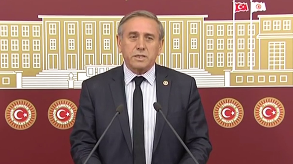 CHP'li  Kaya: Halk, Yandaşspor'a kırmızı kart gösterecek!