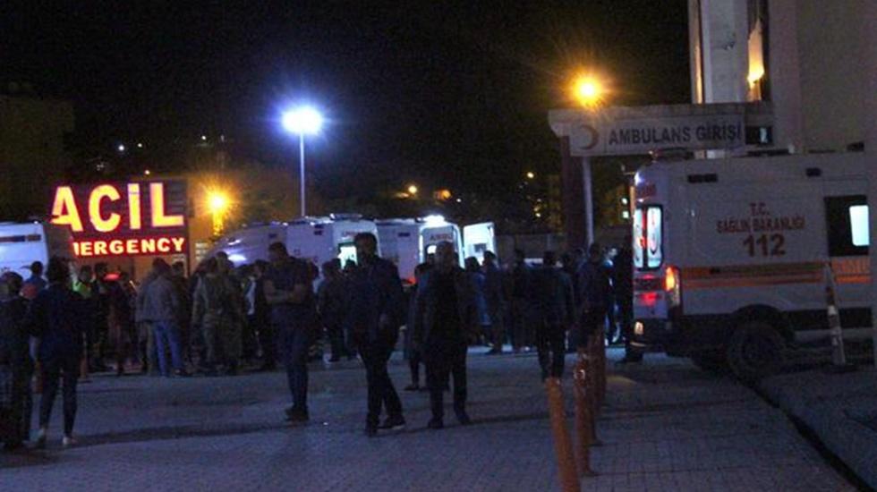 Kimyasal alarm Kocaeli'de acil servis girişlerini kapattırdı