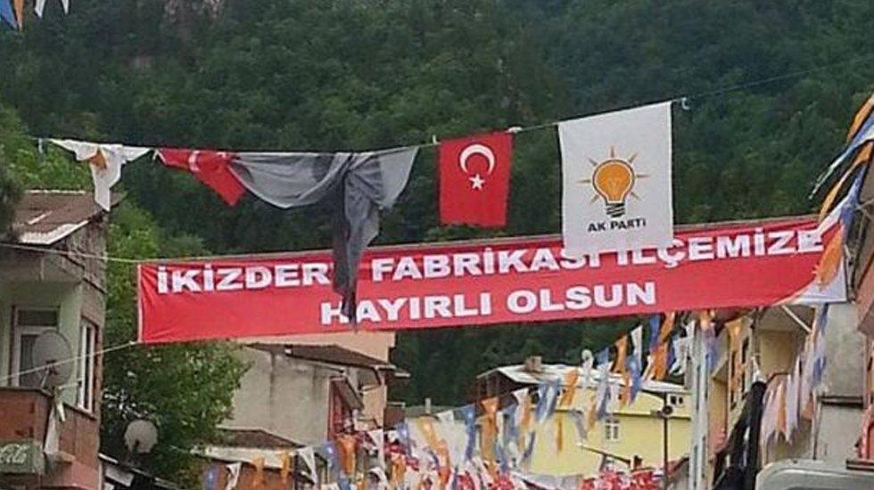 AKP çay fabrikasından vazgeçti