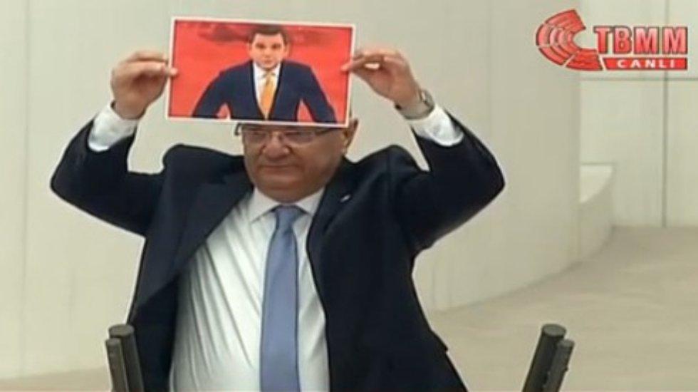 CHP'li vekil: Fatih Portakal'ı size yedirtmeyiz!