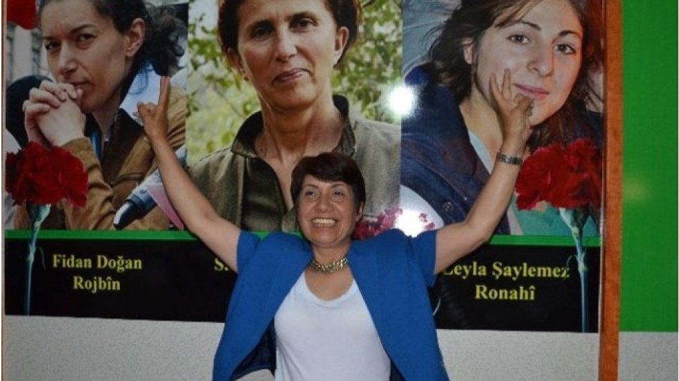 Eski HDP milletvekiline gözaltı