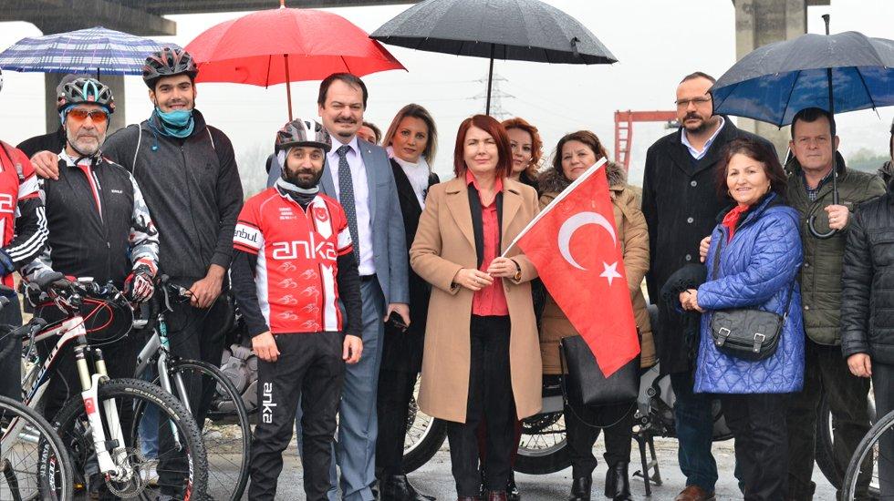 Firuzköy'de göç etkinlikleri gerçekleştirildi