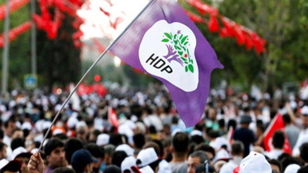 HDP'li vekil ve belediye başkanlarına operasyon