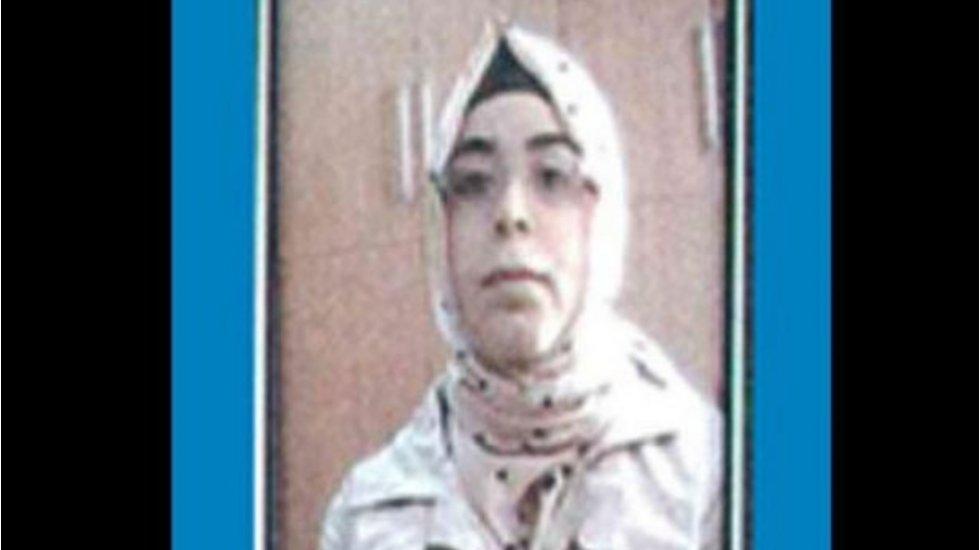 IŞİD üyesi Ayşenur İnci teslim oldu