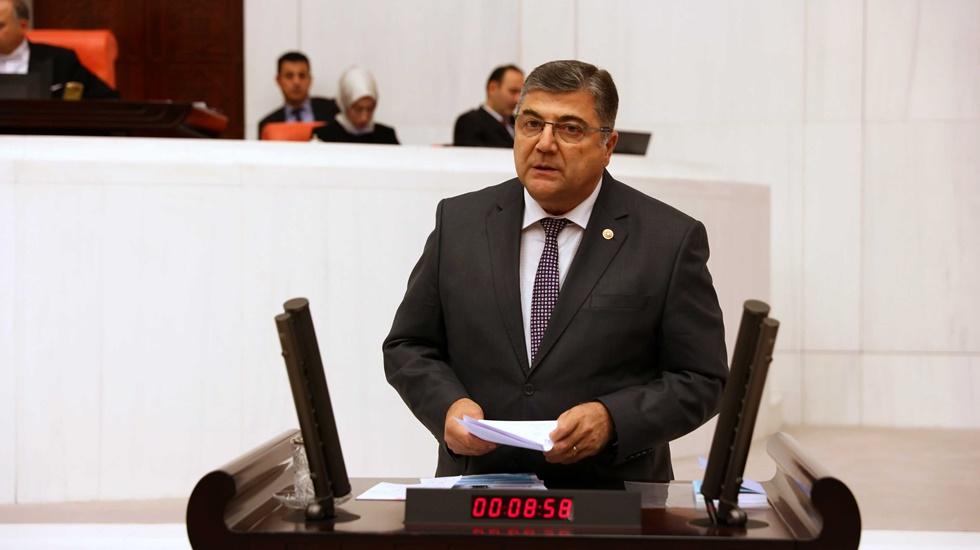 """CHP'li Sındır, """"Cumhurbaşkanı nerede?"""""""