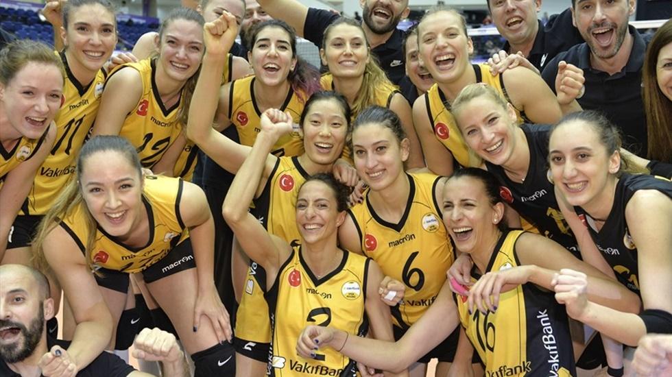 VakıfBank Dünya Şampiyonu