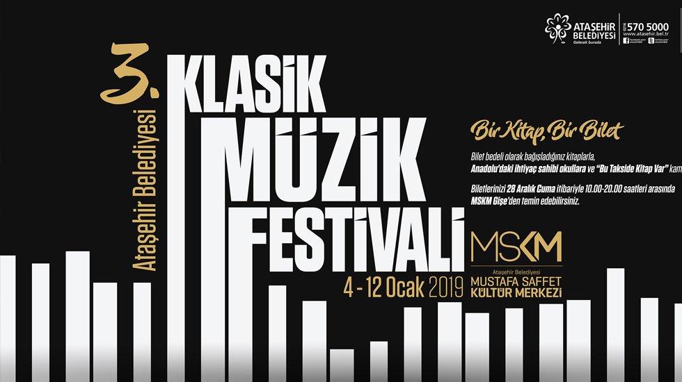 Yeni yıl klasik müzik festivali ile başlıyor