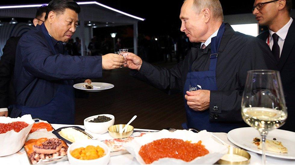 ABD basını, Rusya ile Çin arasındaki yakınlaşmayı 'Amerikan kâbusu' diye niteledi