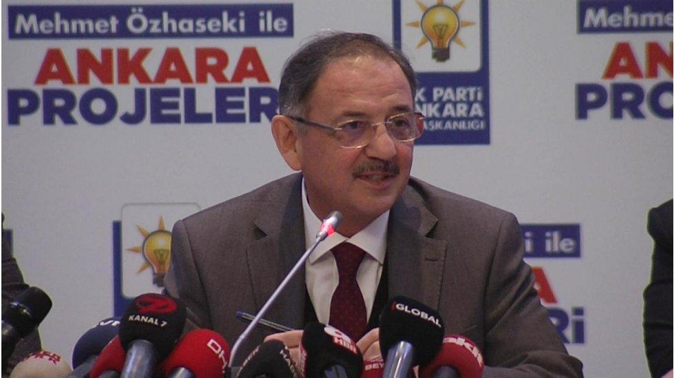 AKP'nin Ankara adayı Özhaseki'den FETÖ açıklaması: Duygusal olduğumuz için yardım ettik