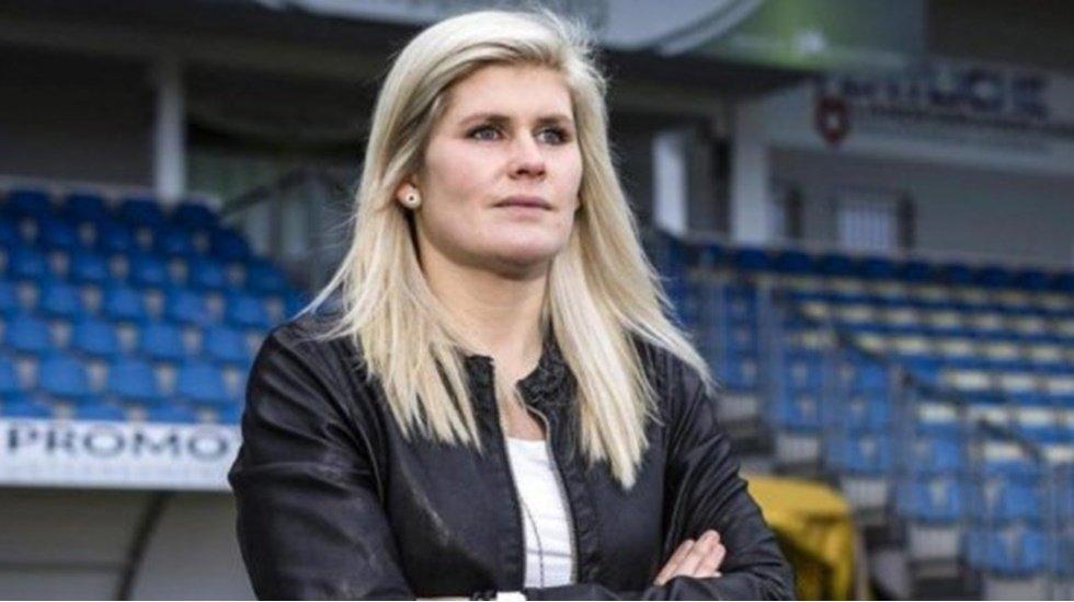 Alman kadın futbol teknik direktörü: İlk 11'i penis boyuna göre belirlerim