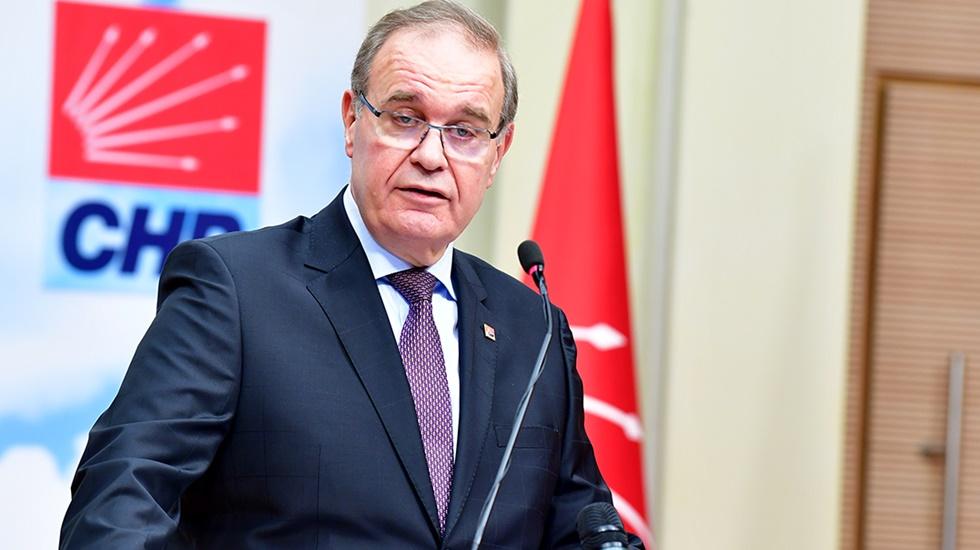 TÜİK'in işsizlik verilerini açıklamasının ardından CHP'den ilk açıklama…