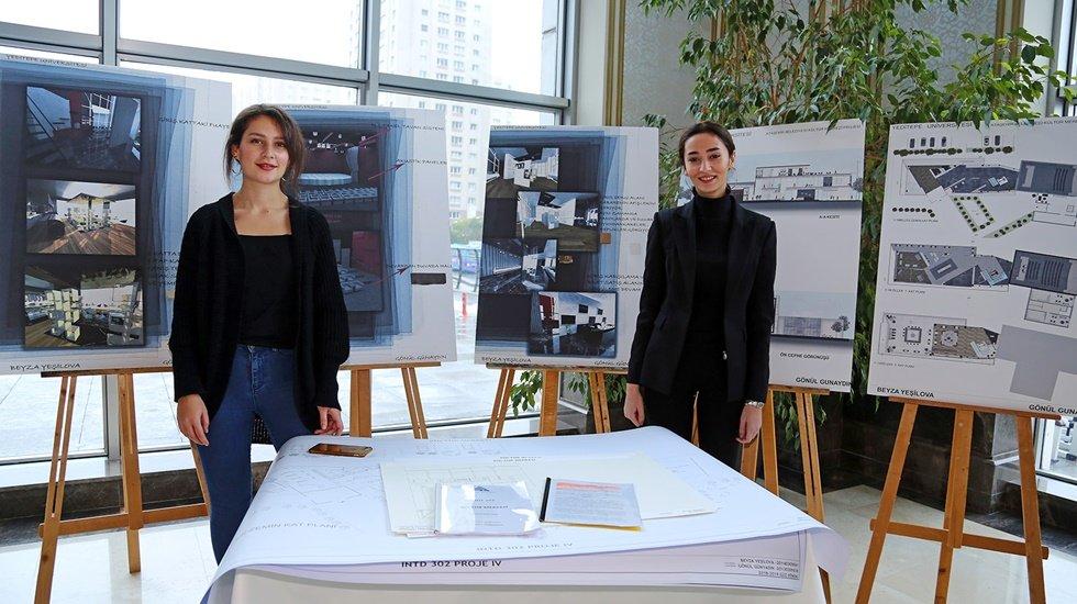 Geleceğin Mimarları Ataşehir'i Tasarlıyor