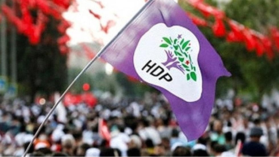 HDP'den Cumhur İttifakı'na gönderme: Bize her şey HDP'yi hatırlatıyor