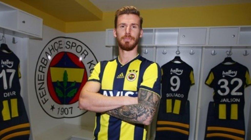 Serdar Aziz Fenerbahçe'de
