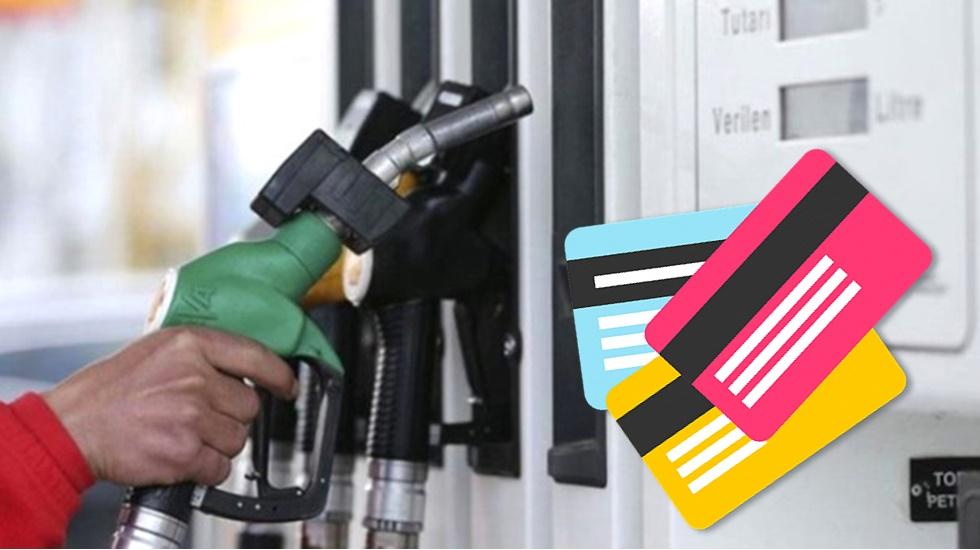 Kredi kartıyla yakıt alan sürücüler dikkat...