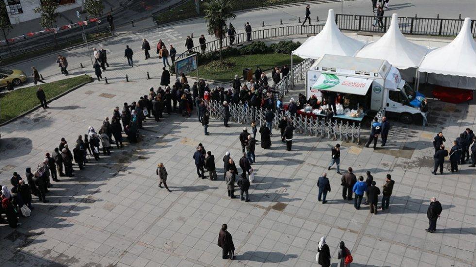 AKP: Tanzim satışlarla ilgili büyük bir memnuniyet var