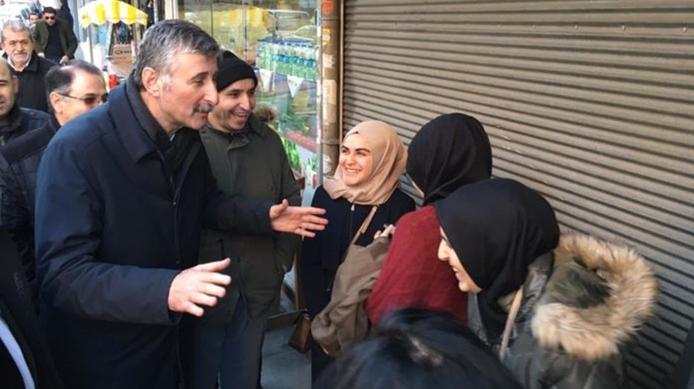 Alper Taş: Beyoğlu'nu kardeşlik kenti yapıp bütün Türkiye'ye örnek olacağız