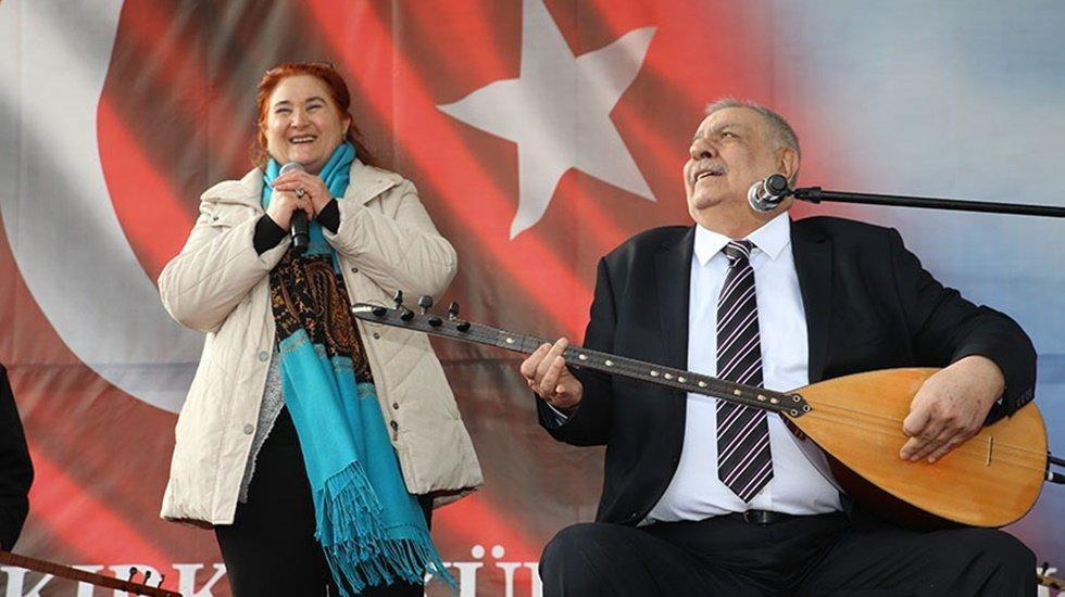 Bakırköy Kültür Merkezi ve Cemevi, Arif Sağ-Sabahat Akkiraz Konseriyle Açıldı