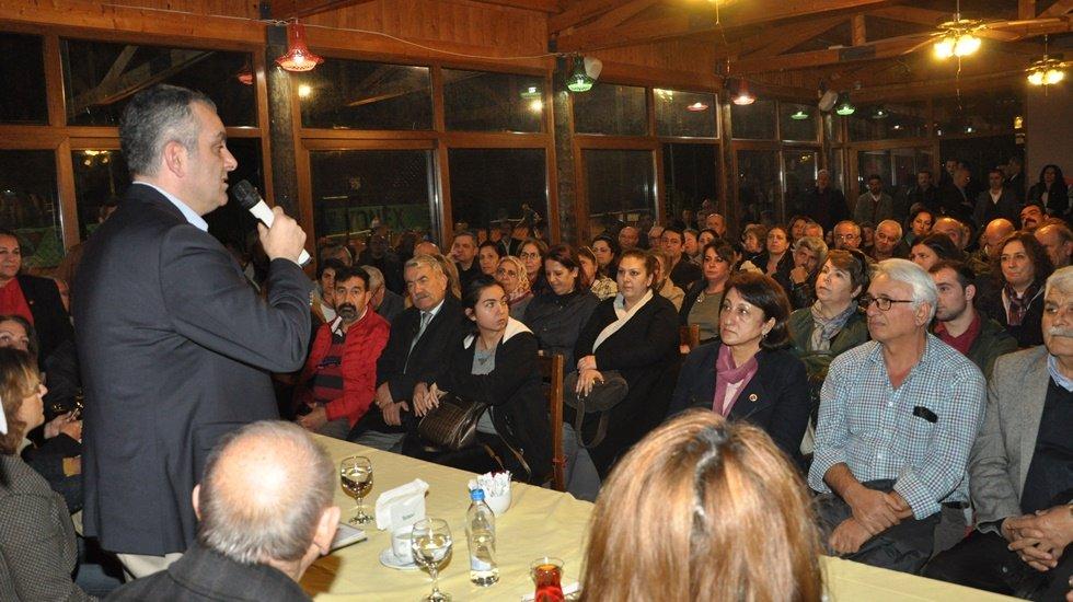 CHP'li Esen: Girişimcilerin önünü açacağız
