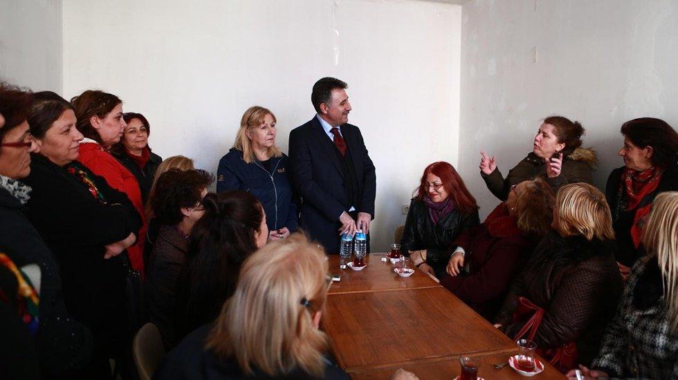 """CHP'li Sandal: 'Halkçı bir belediye başkanı olacağından eminim"""""""