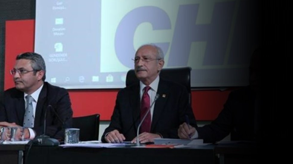 'CHP PM olağanüstü toplansın' diyen muhalif isimler imzalarını geri çekti