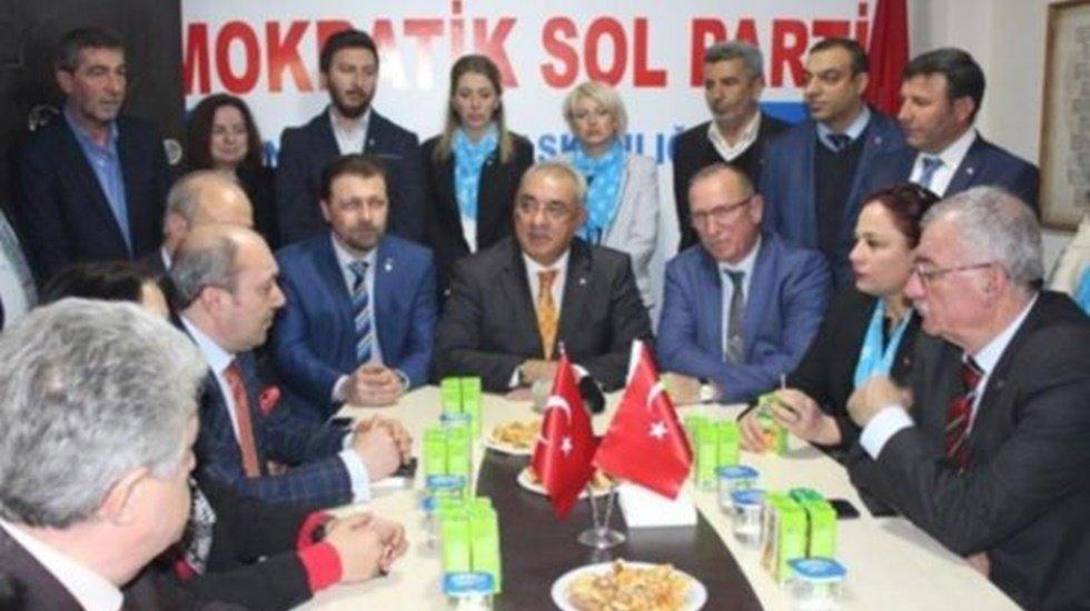 DSP: CHP'nin oylarını böldüğümüz için İktidar medyasından bize destek var