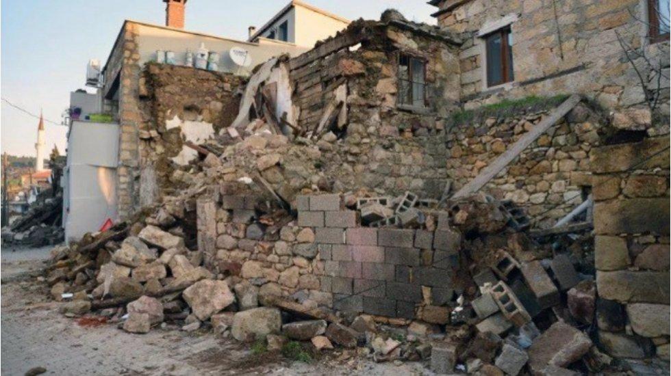 İşte Ayvacık depreminin bilançosu